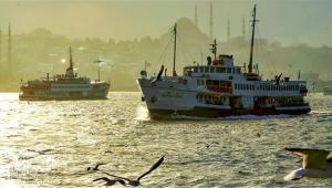 İSTANBUL'DA VAPUR YOLCULARINA İLK YARDIM EĞİTİMİ