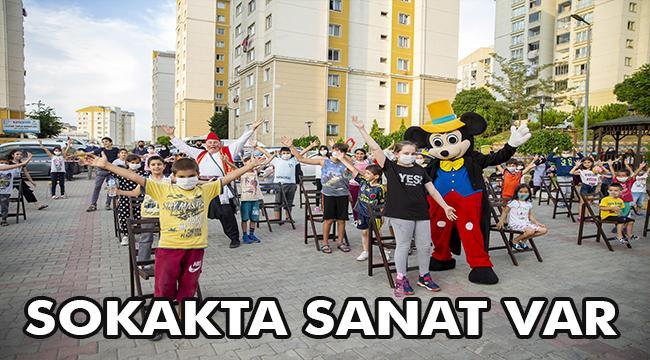 İSTANBUL'UN DÖRT BİR YANINDA SANAT FESTİVALİ VAR !