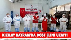 Türkiye'de ve 16 ülkede kurban kesimleri başladı
