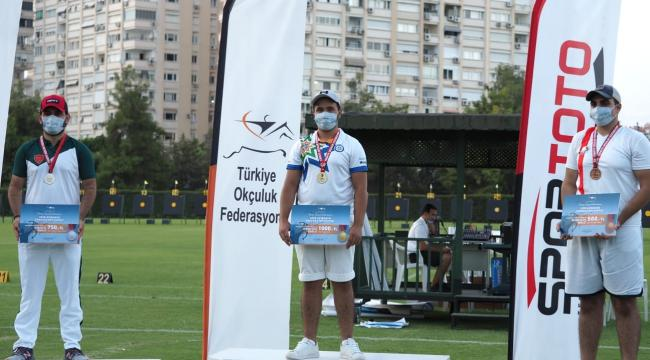 Büyükşehir Okçusu Türkiye Şampiyonu Oldu