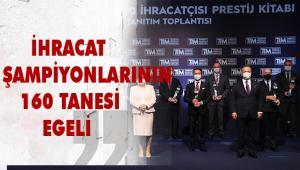 İlk 1000 ihracatçı listesinde İzmir 83 firma ile ikinci sırada yer aldı