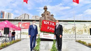 SİVAS KONGRESİ'NİN 101'İNCİ YILDÖNÜMÜ BEYLİKDÜZÜ'NDE KUTLANDI