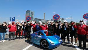 Teknofest'te Genç Yetenekler Geleceğin Otonom Araçları İçin Yarıştı