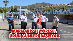 'YÖRESEL ÜRÜN GÜNLERİ' BAŞLIYOR