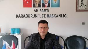 AK Parti Karaburun'dan, 18 aylık Belediye Başkanı değerlendirmesi