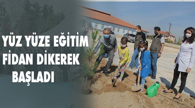 OGM 81 ildeki okullardan fidan talep edenlere fidanlarını ulaştırdı