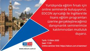 """""""TÜRKİYE'DEN YURTDIŞINA EĞİTİM TALEBİ ARTTI"""""""