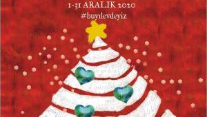 8. Alaçatı Yeni Yıl Şenliği, Aralık Ayı Boyunca Evinizin Sıcaklığında Sizlerle