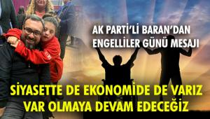 AK Partili Ahmet Uğur Baran