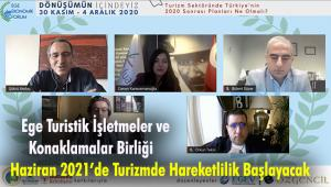 """""""Turizm Sektöründe Türkiye'nin 2020 Sonrası Planları Ne Olmalı?"""