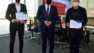 Başkan Serkan Acar'dan Gönüllü Hizmette Bulunan Personele Teşekkür