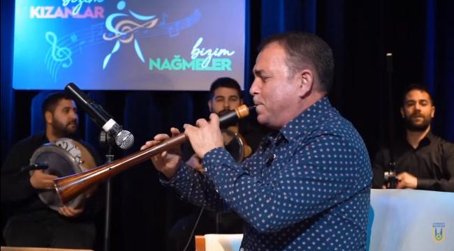 """""""Belediyenin müzisyenlere destek programı yurtdışından da izlendi"""""""