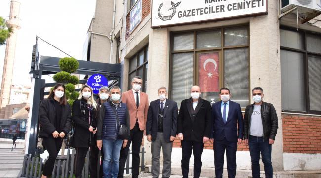 Büyükşehir, Gazetecilerin Gününü Kutladı