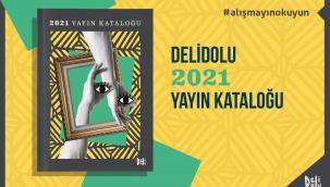 Delidolu'nun 2021 Yayın Kataloğu çıktı!