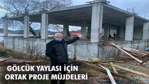 Gölcük Otel, İzmir Büyükşehir Belediyesi ile birlikte tamamlanacak