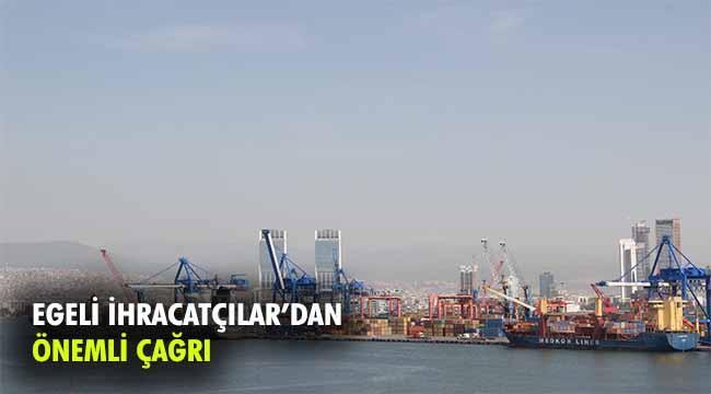 Egeli ihracatçılardan Merkez Bankası kura müdahale etsin çağrısı