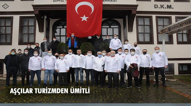 2021 yılında gastronomi ve turizm alanında Bursa'nın yıldızı parlayacak