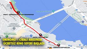 İstanbul'da tramvaya talep gün geçtikçe artıyor