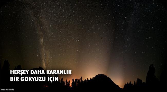 Türkiye'nin ilk Karanlık Gökyüzü Parkı Bursa'da kurulacak