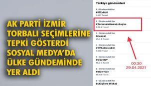 AK Parti İzmir'den Torbalı seçimlerine sosyal medyadan tepki