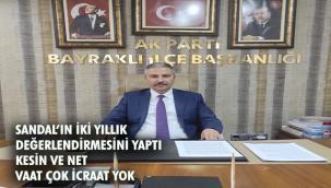 AK Partili Polat'tan 2 yıl salvosu