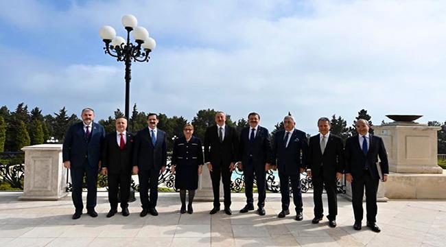 Azerbaycan'dan Türk müteahhitlere Karabağ'ın yeniden imarı için davet geldi