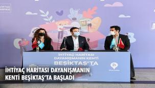Beşiktaş Belediyesi yeni bir projeyi daha hayata geçirdi
