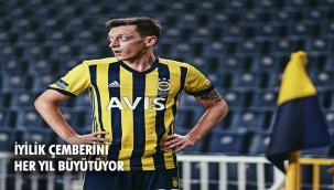 Mesut Özil'den ihtiyaç sahipleri için 100.000 euro
