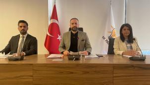 AK Parti İzmir'den, 27 Mayıs'ın yıl dönümünde basın açıklaması