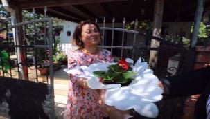 Başkan Atay Şehit Annelerini Unutmadı