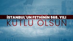 BTP liderinden Atatürklü fetih mesajı...
