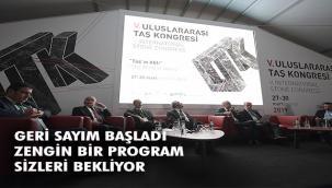 """Doğal taşın bilimsel buluşması: """"6. Uluslararası Taş Kongresi"""""""