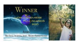 Efeler'e Uluslararası Ödül