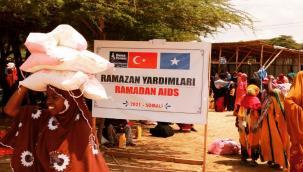 Merhamet Ayında Mazlumlar Türkiye İle Buluştu