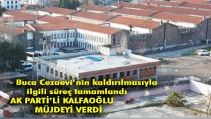 AK Partili Kalfaoğlu, ''İzmir'e ve Buca'ya hayırlı olsun''