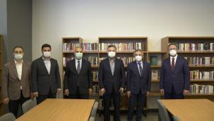 Axis Kağıthane AVM Kütüphanesi açıldı