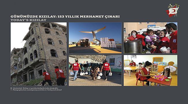 Kızılay'ın 153 yıllık İyilik Hareketi Beyoğlu'nda fotoğraflarla sergileniyor