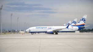 SunExpress Türkiye turizmine destek vermeye devam ediyor