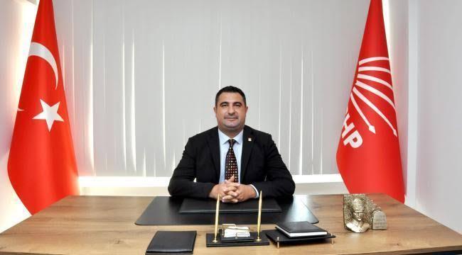 Başkan Tezcan'dan Barış huzur ve kardeşlik vurgusu
