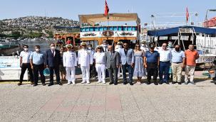 Denizcilik ve Kabotaj Bayramı Foça'da kutlandı…
