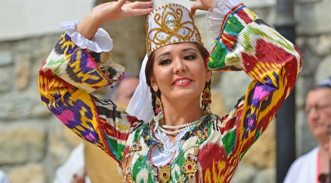 Özbekistan'ın Bağımsızlığının 30'uncu Yıldönümü Kutlanıyor…