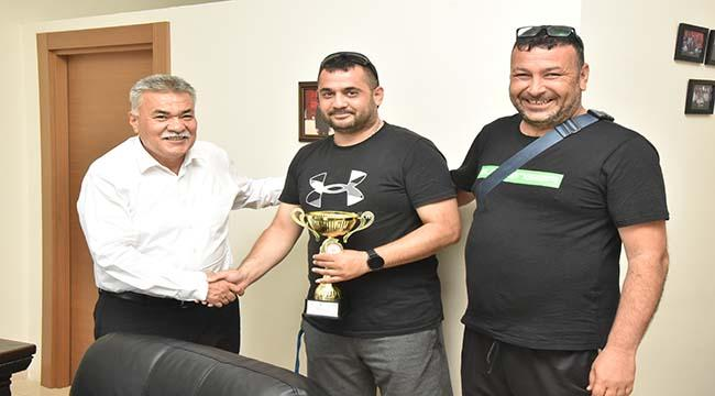 Torbalı Belediyespor Türkiye şampiyonu
