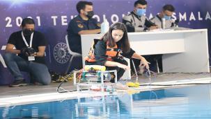 TEKNOFEST 2021'de Su Altı Robotlarının Yarışı Başladı!