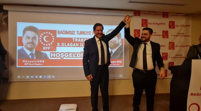 Bağımsız Türkiye Partisi'nde (BTP) il kongreleri devam ediyor