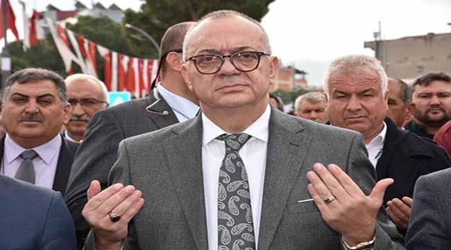 Başkan Ergün, Mevlid Kandili'ni Kutladı