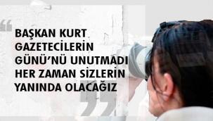 DEVA Partisi İl Başkanı Didem Kurt'tan 21 Ekim Dünya Gazeteciler Günü Mesajı