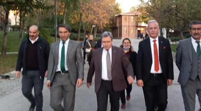 Gelecek Partisi Ankara İl Yönetimi durmak bilmiyor