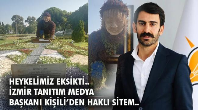 İzmir'de bakımsız ve yersiz heykeller dönemi